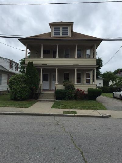 Providence County Multi Family Home For Sale: 26 Roland Av