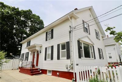 Providence County Multi Family Home For Sale: 49 Walnut St