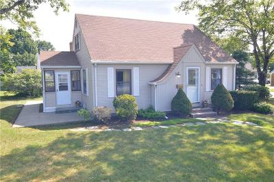 Cranston Single Family Home Act Und Contract: 2 Fairway Dr