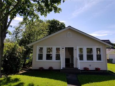 Portsmouth Single Family Home Act Und Contract: 28 Canton Av