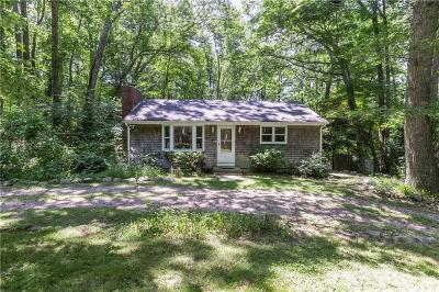 South Kingstown Single Family Home For Sale: 42 Ledgewood Rd
