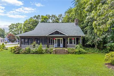 Coventry Single Family Home For Sale: 65 Hillside Av