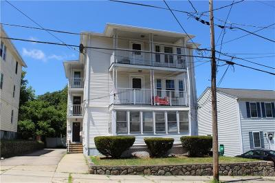 Woonsocket Multi Family Home For Sale: 277 Ward St