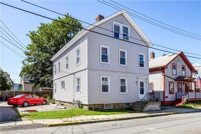 Newport Multi Family Home For Sale: 2 Potter St