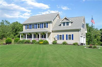 South Kingstown Single Family Home Active Under Contract: 10 Heather Hollow Drive