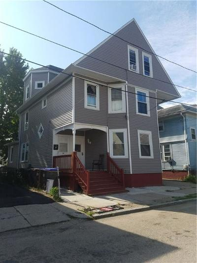 Providence Multi Family Home For Sale: 28 Sibley St