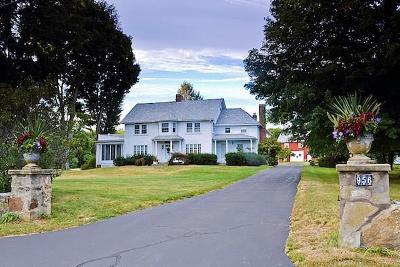 Worcester County, Providence County, Windham County Single Family Home For Sale: 956 Old Smithfield Rd
