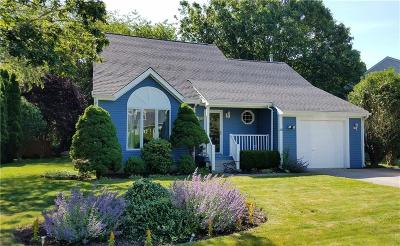 South Kingstown Single Family Home For Sale: 210 Weathervane Rd