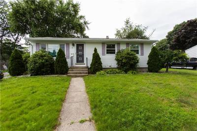 Warwick Single Family Home For Sale: 33 Burbank Dr