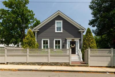 Newport Single Family Home For Sale: 49 Third St