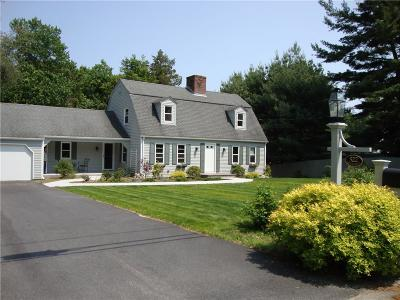 Warwick Single Family Home For Sale: 522 Gauvin Dr