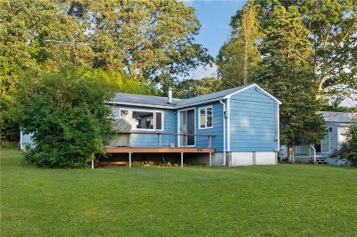 Portsmouth Single Family Home For Sale: 032 Fairview Av