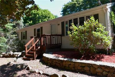 Charlestown Single Family Home For Sale: 54 Whipple Drive