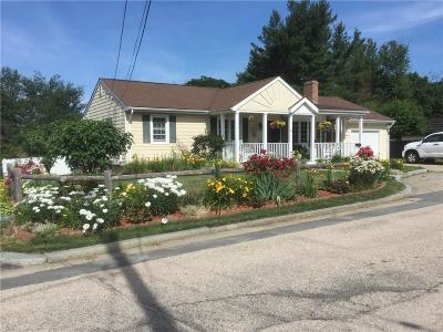 Providence Single Family Home For Sale: 23 Di Mario Dr