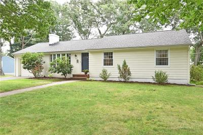 North Kingstown Single Family Home Active Under Contract: 185 Brookhaven Road
