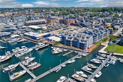 Newport Condo/Townhouse For Sale: 31 Coddington Wharf, Unit#27 #27