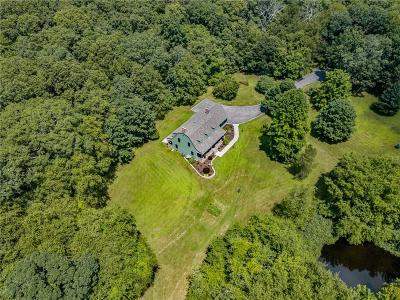 Westerly Single Family Home For Sale: 50 Springbrook Rd