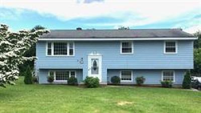 Portsmouth Single Family Home For Sale: 66 Wilkey Av