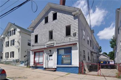 Providence Multi Family Home For Sale: 765 Atwells Av