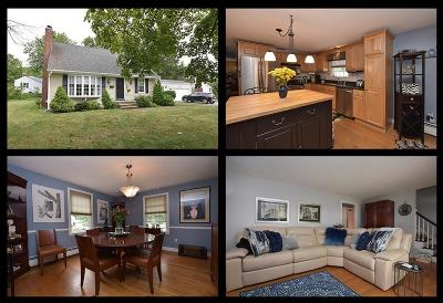 Cranston Single Family Home Act Und Contract: 10 Mark Dr