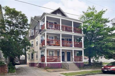 Providence Multi Family Home For Sale: 38 - 40 Atlantic Av