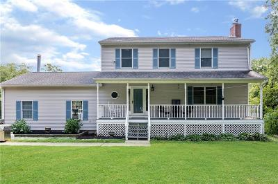 Scituate Single Family Home For Sale: 1000 Hammet Road