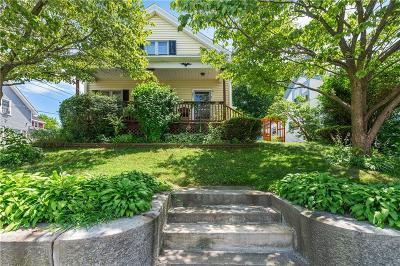 Woonsocket Single Family Home For Sale: 282 Park Av