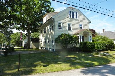 Cranston Multi Family Home Act Und Contract: 100 Keith Av