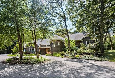 South Kingstown Single Family Home Active Under Contract: 350 Wood Hollow Road