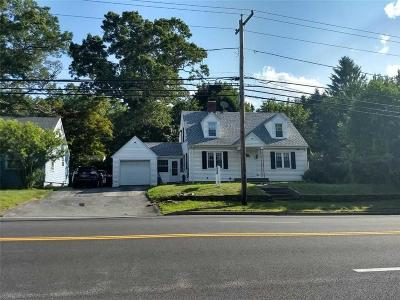 Johnston Single Family Home For Sale: 2776 Hartford Av
