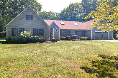 Scituate Single Family Home Act Und Contract: 76 Suddard Lane