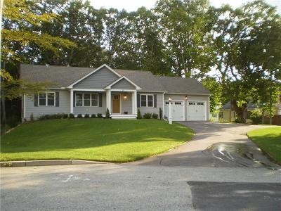 Cranston Single Family Home Act Und Contract: 24 Lang Ct