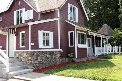 Lincoln Single Family Home For Sale: 204 Reservoir Av