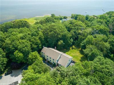 Barrington Single Family Home Active Under Contract: 15 Seaview Drive