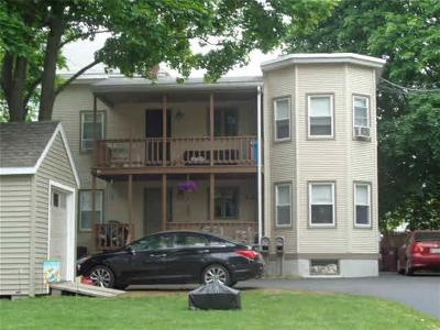 Woonsocket Multi Family Home For Sale: 76 Dewey St
