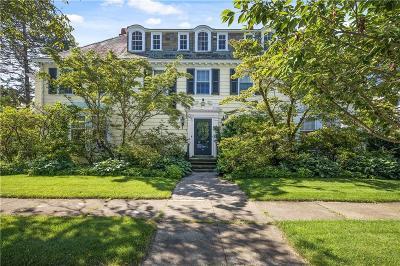 Providence County Single Family Home For Sale: 65 East Orchard Av