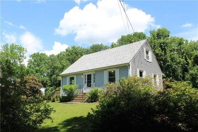 South Kingstown Single Family Home Active Under Contract: 2437 Kingstown Road