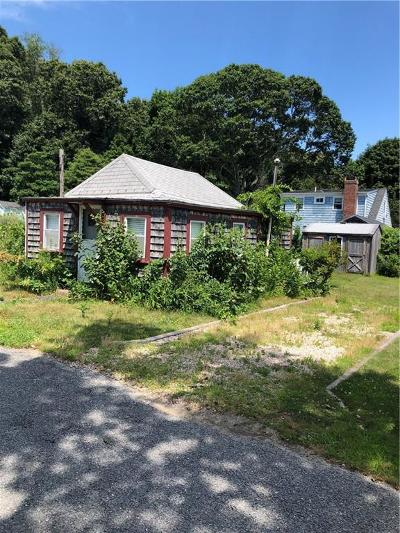 South Kingstown Single Family Home For Sale: 51 Ash Street
