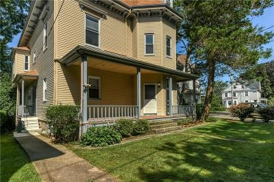 Newport Multi Family Home For Sale: 571 Spring Street