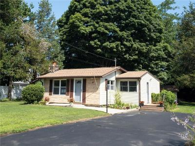 East Greenwich Single Family Home For Sale: 37 Ridge Road