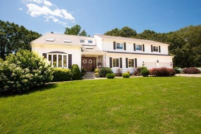 Westerly Single Family Home Active Under Contract: 11 Happy Valley Road