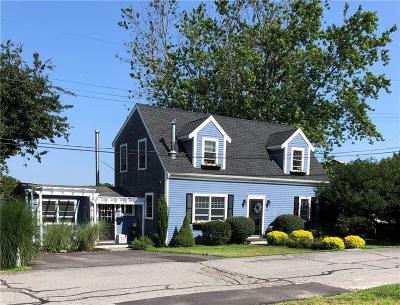 Portsmouth Single Family Home For Sale: 36 Reposa Sq