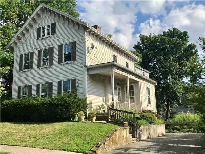 Warren Multi Family Home Active Under Contract: 40 Washington Street