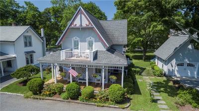 Warwick Single Family Home For Sale: 9 10th Av