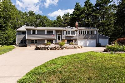 Coventry Single Family Home For Sale: 5187 Flat River Rd