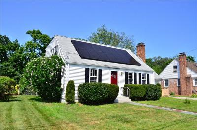 Warwick Single Family Home Act Und Contract: 165 Puritan Dr