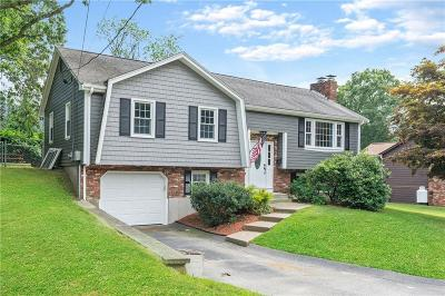 Woonsocket Single Family Home For Sale: 120 Glaude Lane