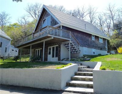 Portsmouth Single Family Home For Sale: 23 Hillside Av