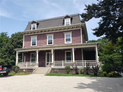 North Kingstown Multi Family Home Act Und Contract: 20 Shady Lea Rd