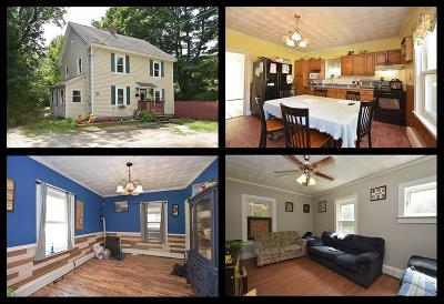 Burrillville Single Family Home For Sale: 425 Chapel St